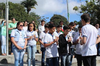 Resultado de imagem para semana do estudante em taquaritinga do norte