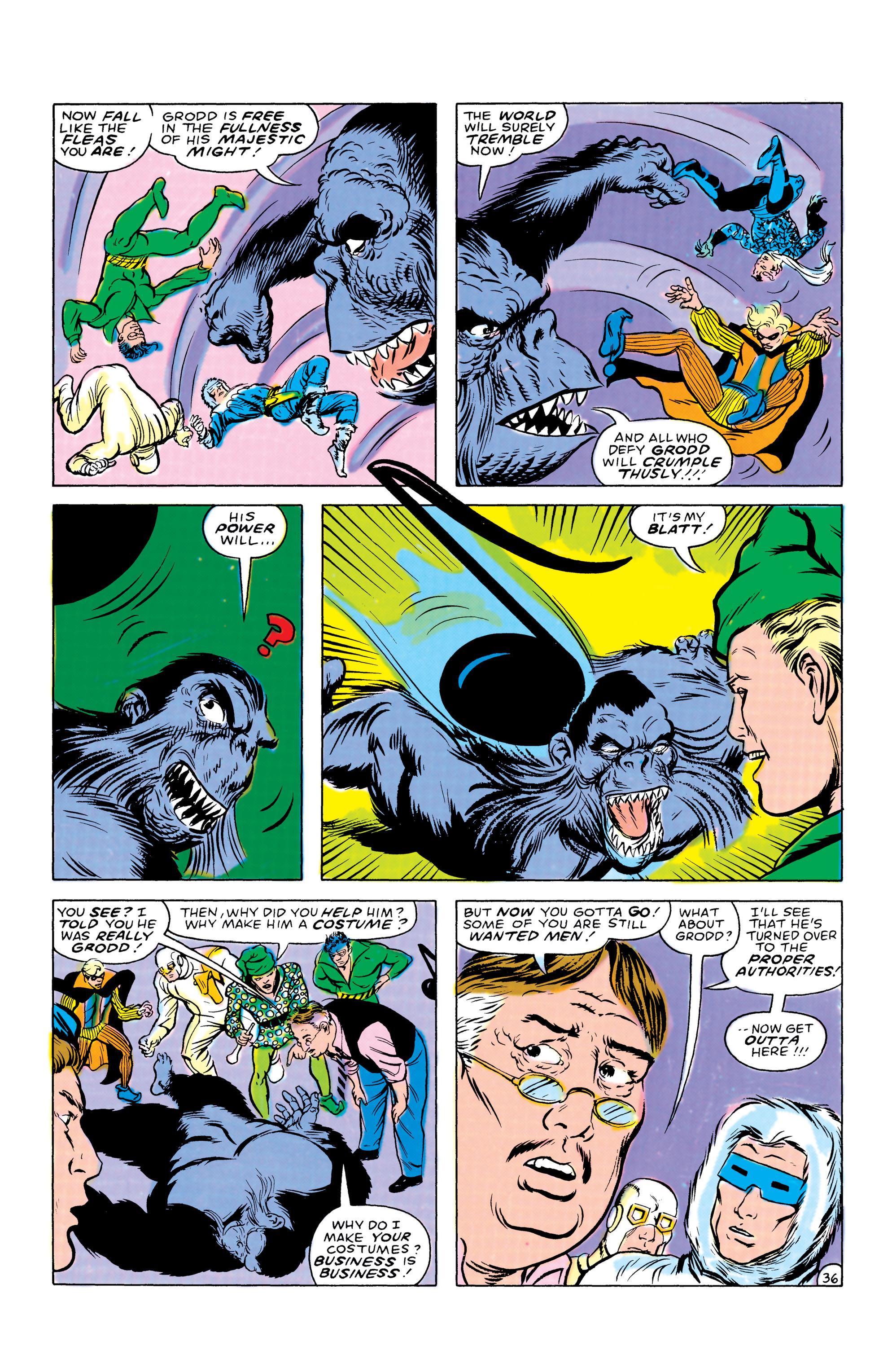Read online Secret Origins (1986) comic -  Issue #41 - 37