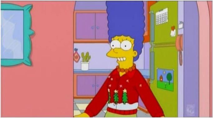 christmas sweater bridget jones