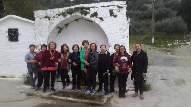"""Η Ομάδα Περπατήματος της """"Αλληλεγγύης"""" ξεκίνησε τις διαδρομές της"""