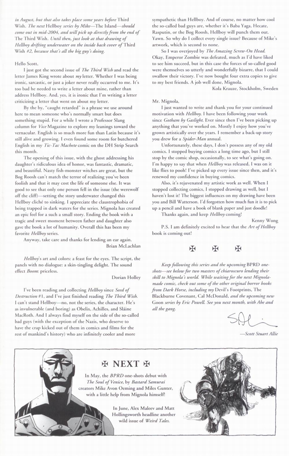 Read online Hellboy: Weird Tales comic -  Issue #2 - 34