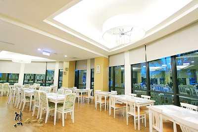虹橋餐廳-南科贊美酒店