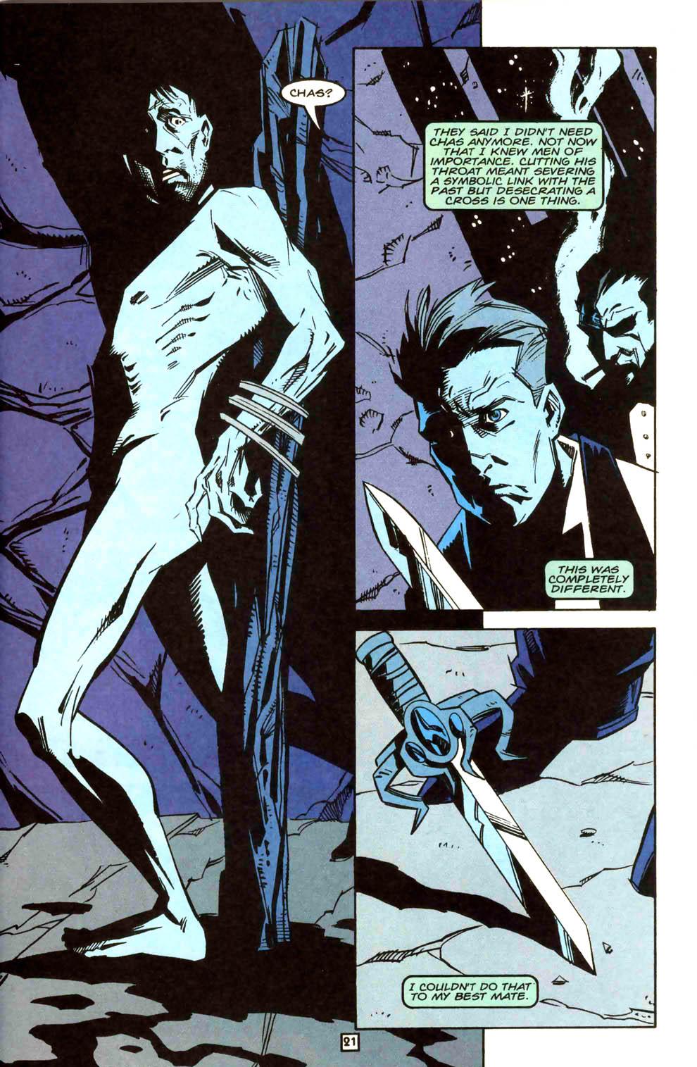Swamp Thing (1982) #169 #177 - English 22