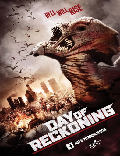 Ver Day of Reckoning (El dia del juicio final) (2016) Online