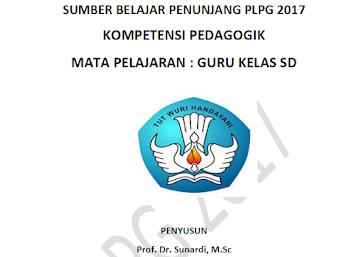 PLPG 2017 Modul Guru Kelas Kompetensi Pedagogik