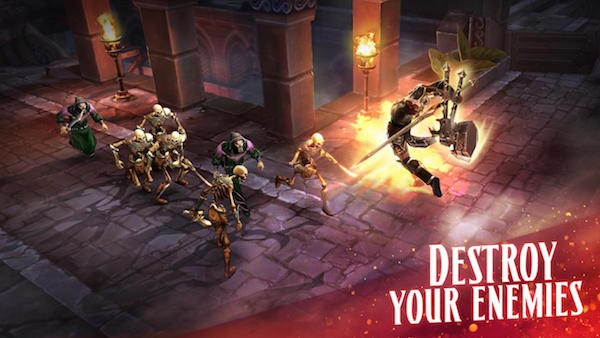 7. Eternity Warriors 4 free download android apk
