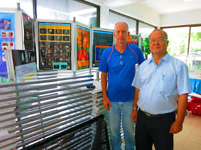 A visit to the Phuket Marine Biological Center (PMBC) in Panwa
