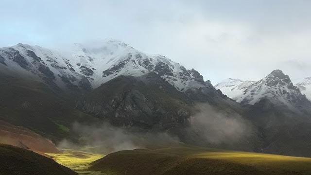 Landschaft um Casa Grande