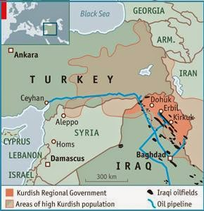 Turkey Not to Rule Out Curbing Oil Transit From Iraqi Kurdistan