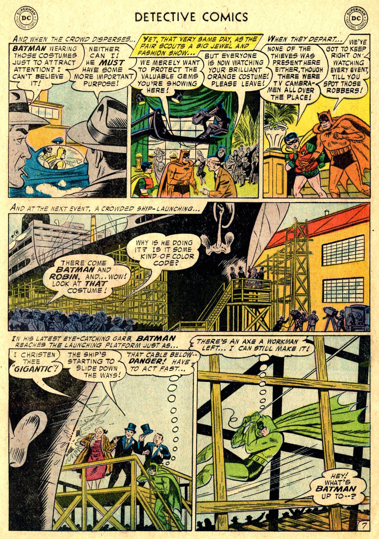 Read online Detective Comics (1937) comic -  Issue #241 - 9