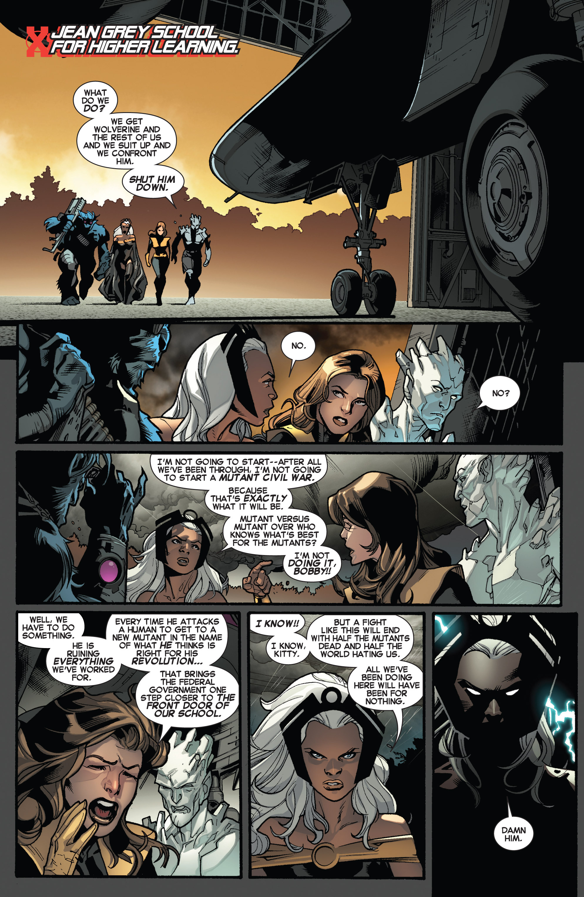 Read online All-New X-Men (2013) comic -  Issue # _Special - Yesterday's X-Men - 17