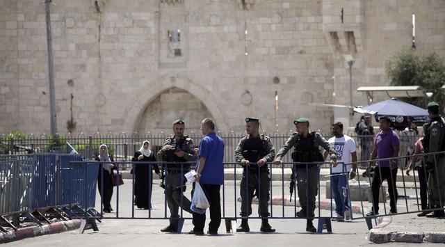 Yahudi dan Palestina Bentrok Lagi di Masjid Al-Aqsa