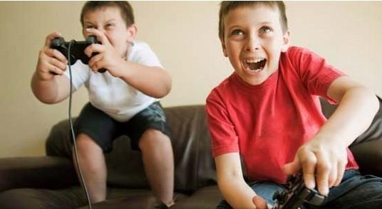 Anak Kecanduan Game