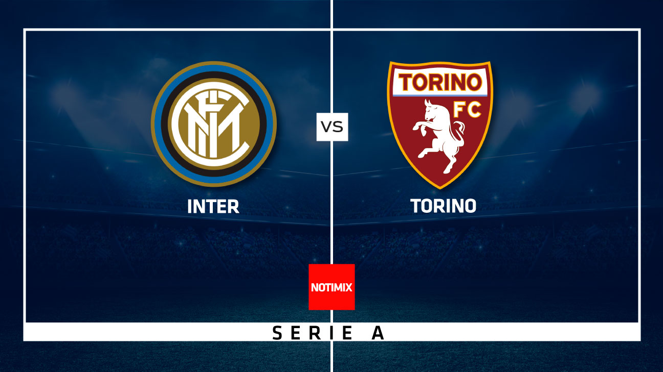 EN VIVO: El Inter, con Lautaro Martínez, recibe al Torino en el cierre de la fecha de la liga de Italia