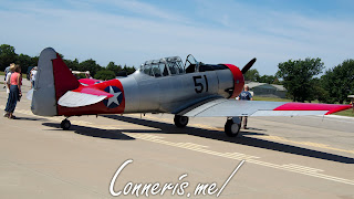 NX37642 North American Harvard IIA