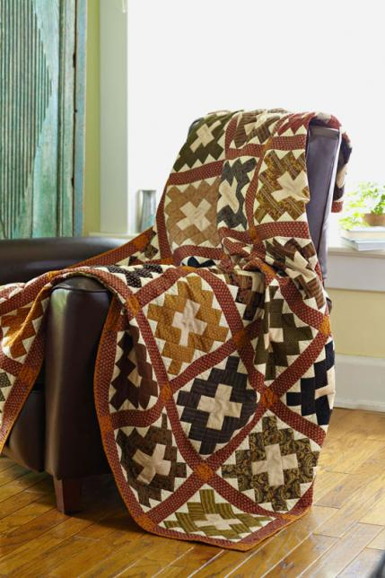 Autograph Kid's Quilt Free Pattern
