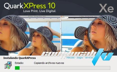 QuarkXPress Versión 10 Español Programa para Diseño Digital