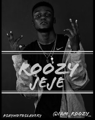 Roozy - Jeje Cover Art