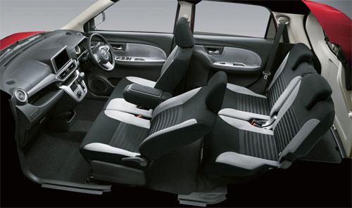 toyota pixis joy 7 4519 1472892990 -  - Chiêm ngưỡng xe mini giá rẻ của Toyota mới ra mắt là Toyota Pixis Joy