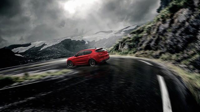 Alfa Romeo Stelvio Quadrifoglio - Ofrece diferentes opciones en los acabados
