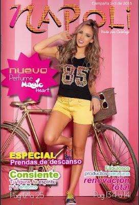 Catalogo Napoli Campañas 2-3 2015