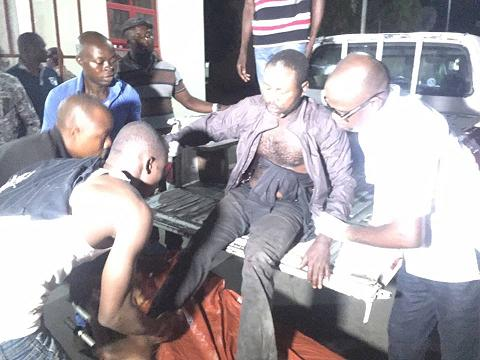 bayelsa election violence