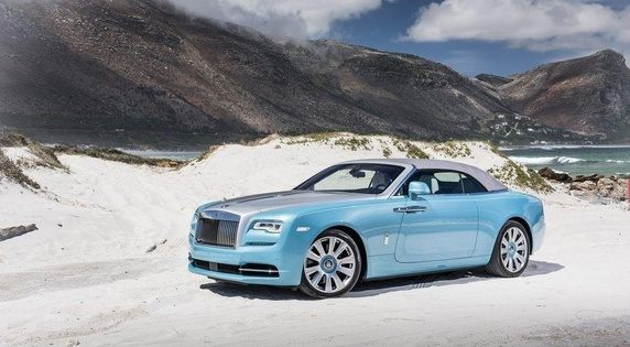 Rolls-Royce: Best Color Combinations