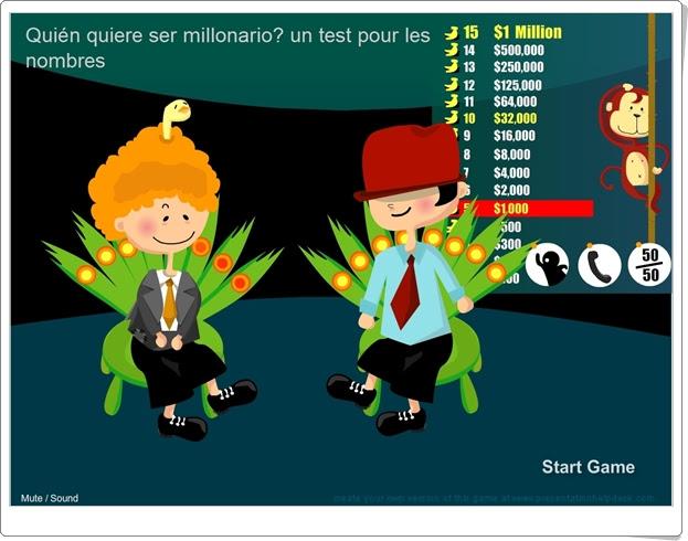 """¿Quién quiere ser millonario?: """"Los números en francés"""""""