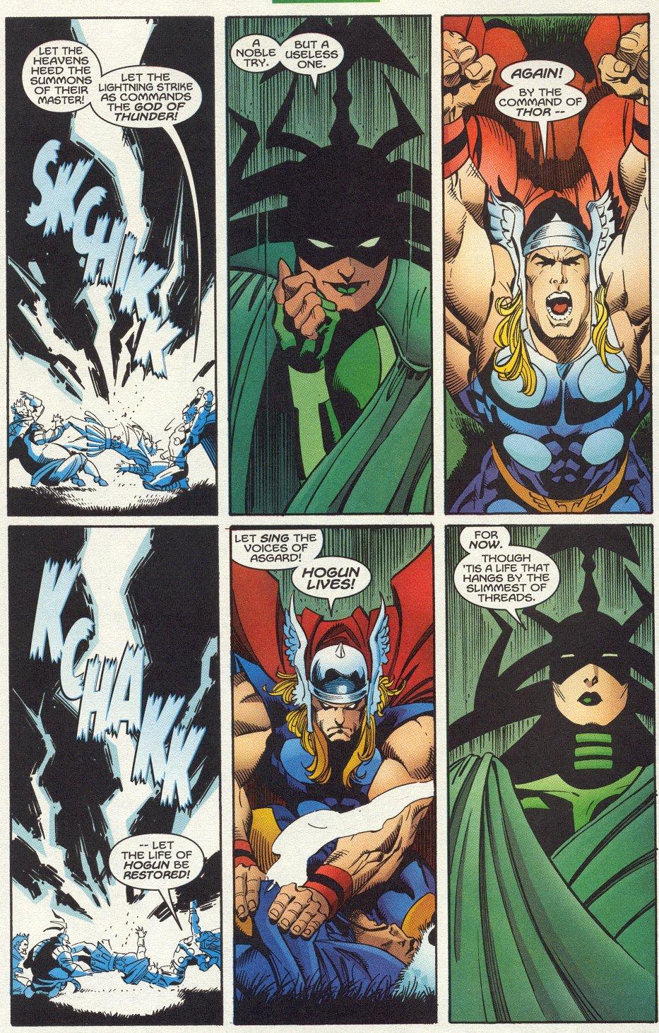 Thor (1998) Issue #29 #30 - English 7