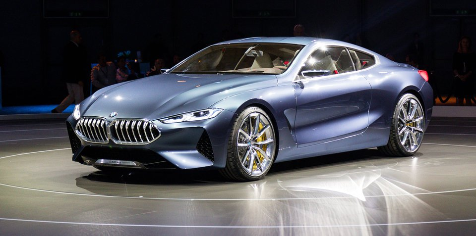 The Future BMW M8