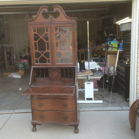 Secretary desk - Craigslist furniture finds
