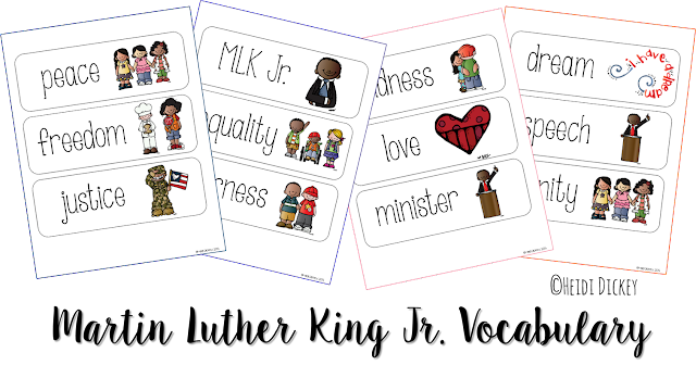 https://www.teacherspayteachers.com/Product/Martin-Luther-King-Jr-Thematic-Unit-1633790