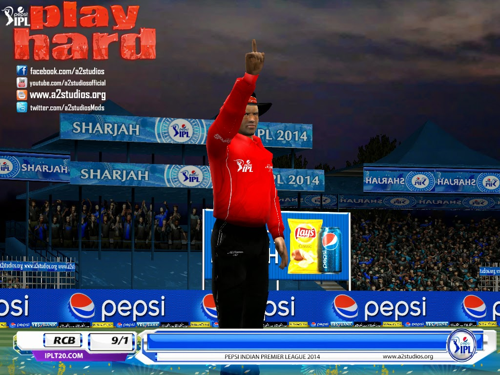 pepsi ipl 7 2014 patch for ea sports cricket07