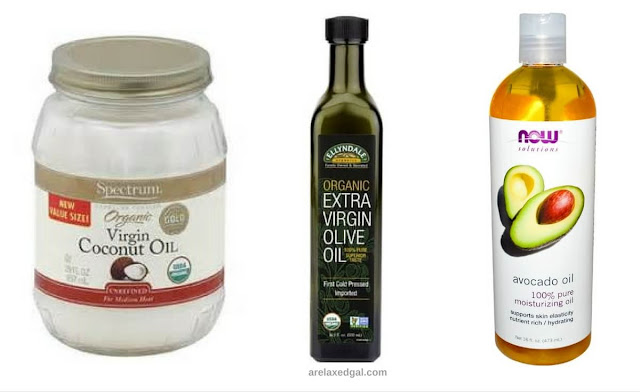 How natural oils can help protect your hair   arelaxedgal.com