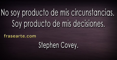 Stephen Covey en frases