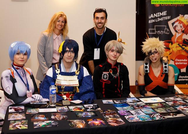 La Concejalía de Juventud valora positivamente la última edición del festival de cine anime