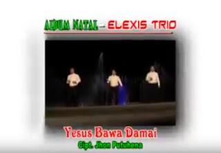 Download Lagu Natal Trio Elexis - Yesus Bawah Damai