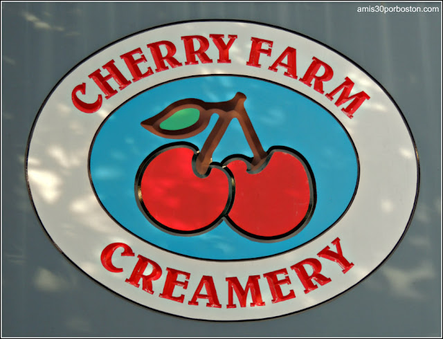 Granjas de Helados en Massachusetts: Cherry Farm Creamery
