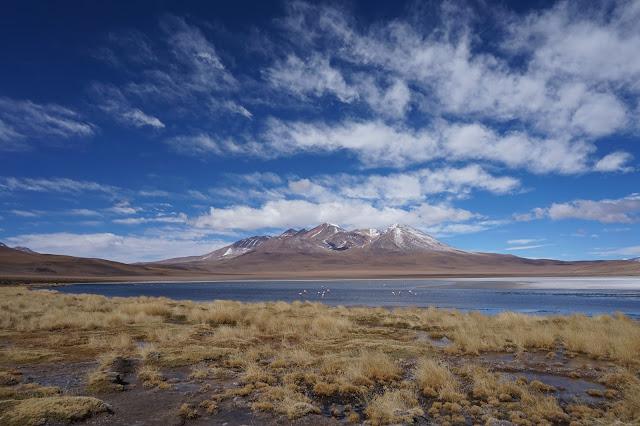 Red Planet Tour Uyuni Bolivia salt flats salar de uyuni andean lagoon flamingo