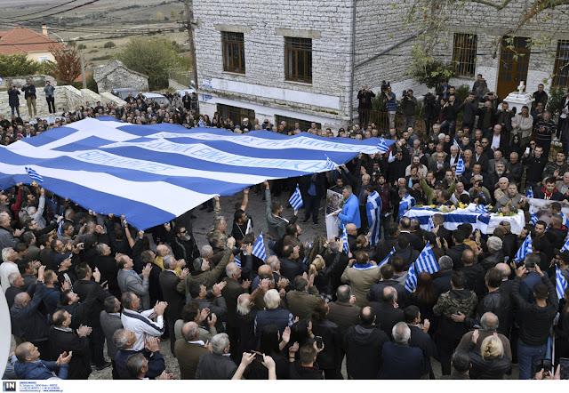 Έλληνες πολιτικοί ενισχύουν την αλβανική προπαγάνδα