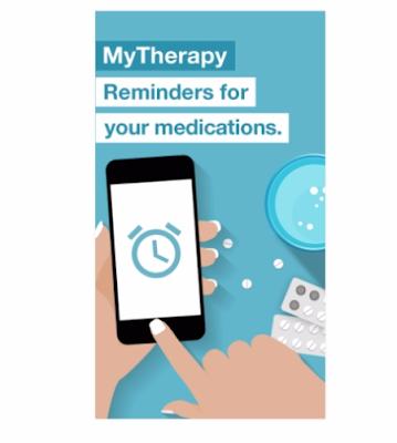 الصحة المحمولة - الطب والتكنولوجيا يلتقيان mytherapy