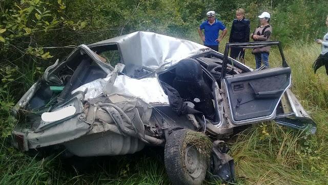 В Башкирии семейная пара погибла в ДТП