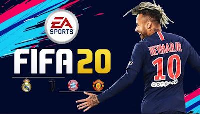 FIFA 20 Mobile Soccer Mod Apk + Data Download Offline LITE