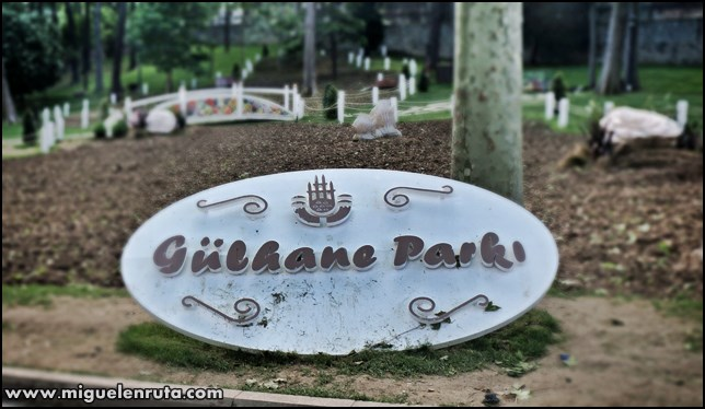 Gülhane-Park-Estambul