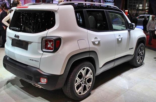 2018 jeep renegade trailhawk. Exellent Trailhawk 2018 Jeep Renegade Rear Style And Jeep Renegade Trailhawk T