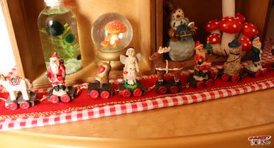 クリスマストレイン