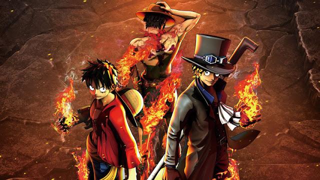 Videojuego One Piece: burling blood se luce en nuevo tráiler