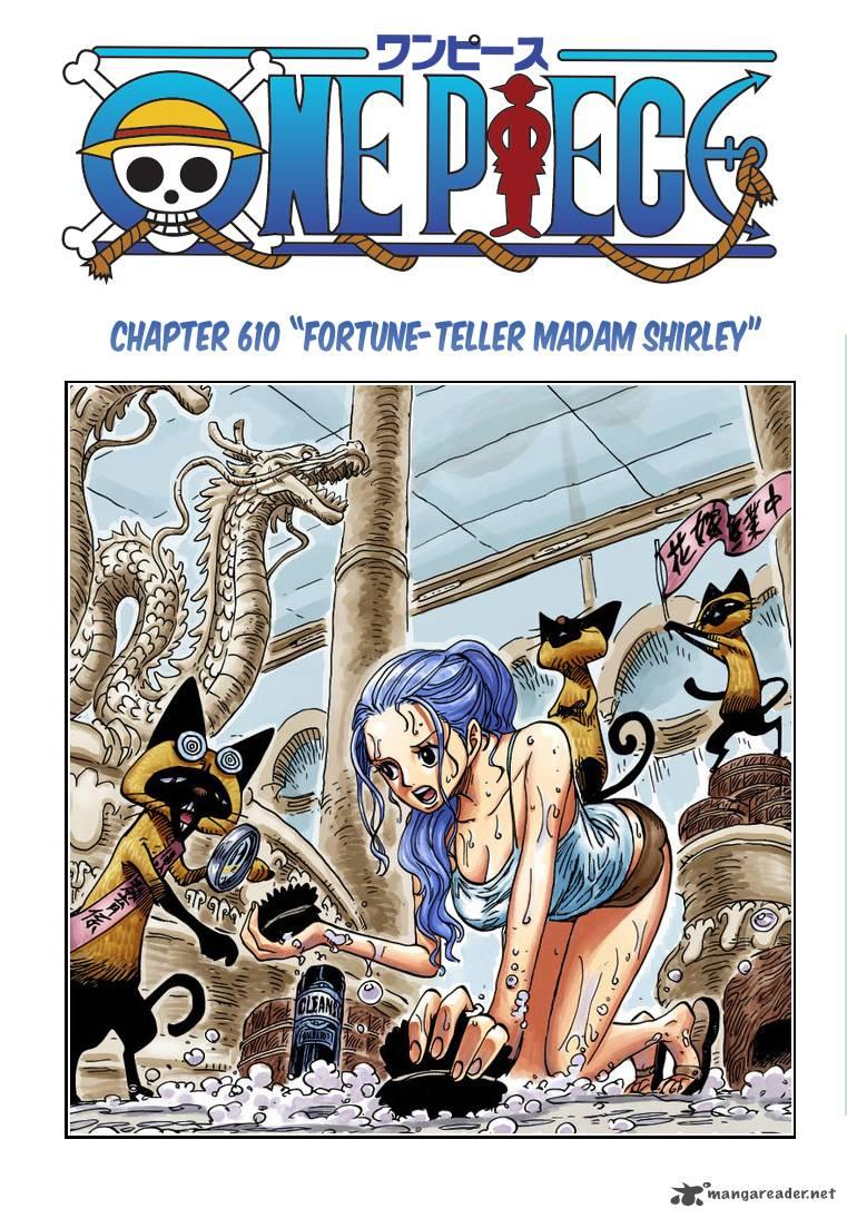 One Piece 610