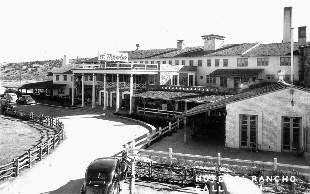 el rancho hotel gallup