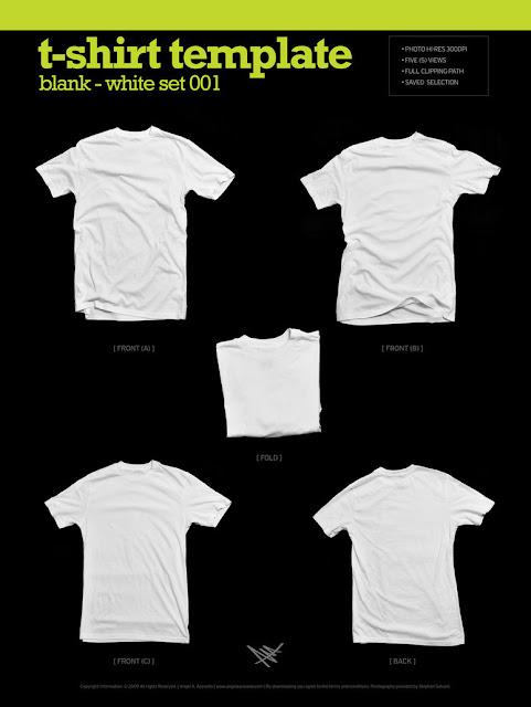 Download template kaos putih jpg